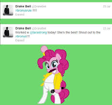 Know Your Meme Brony - drake bell is brony my little pony friendship is magic know