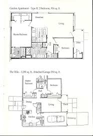 Garden Apartment Floor Plans Park Plaza North Floor Plans And Photos Garnett Ks