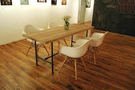 kitchen tables made of reclaimed wood u2014 smith design amazingly