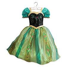 Girls Halloween Costumes Kids Amazon Anna Princess Halloween Costumes Kids Girls Frozen