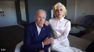 Joe Biden Resume Joe Biden Teams Up With Lady Gaga For Chain Of Abuse Trauma