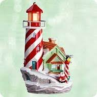 lighthouse greetings series hallmark ornaments the ornament shop
