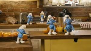 smurfs movie review