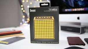divoom timebox is this the best desk clock youtube