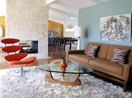 Mid Century Modern Living Room Chairs Mid Century Modern Living Room Style For Attractive Home Design