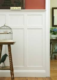 a cheaper way to do wainscoting home pinterest room house