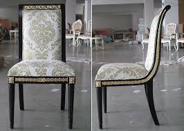 Gold Fabric Sofa Gold Leaf Style Modern Dining Room Chairs Cream Fabric Sofa