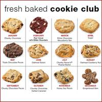 gift of the month club cookie of the month clubs send a gift of the month club for cookies