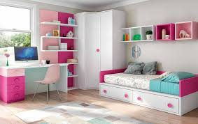 photo chambre fille chambre enfant fille bicolore et pratique glicerio so nuit