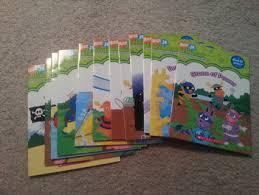 free backyardigans phonics reading program 12 books
