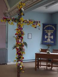 Church Decorations For Easter Sunday by Uppingham Road Methodist Church Photos