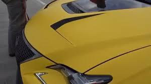 lexus ct200 yellow anyone seen this car in person vnb designz clublexus lexus