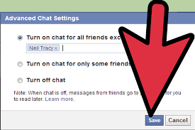 block facebook invites how to block someone in facebook chat 10 steps with pictures
