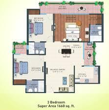 Eco House Floor Plans by Supertech Eco Village 4 Noida Extension U2013 9266850850