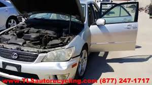 used lexus is300 for sale 2003 lexus is300 parts for sale save up to 60 youtube