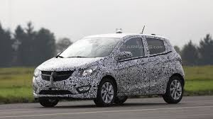 vauxhall viva all new opel karl vauxhall viva returns with less camo in fresh