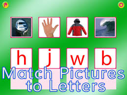 abc magic phonics 4 matching pictures to letters on the app store