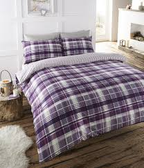 angus flanelette super king size quilt duvet cover and 2