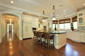 Bar Stool Kitchen Island Kitchen Island With Bar Stools 2 Hooked On Houses Inside Bars And