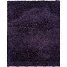 Purple Shag Area Rugs Indoor Purple Shag Area Rug Free Shipping Today Overstock