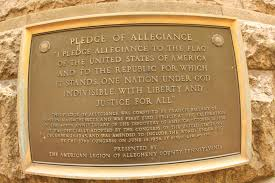 I Pledge Of Allegiance To The Flag File Pledge Of Allegiance Plaque 5708570071 Jpg Wikimedia Commons