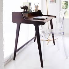 Home Office Writing Desks by The Orwell Writing Desk With Removable Glass Top Steals