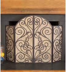 Decorative Fireplace by Garden Gate Decorative Fireplace Screen Decorative Summer Screens