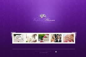 wedding planner websites website template 31040 wedding planner planning custom website