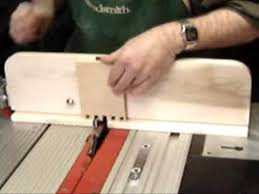 Finger Joints Woodworking Plans by Box Joint Jig Finger Joint Youtube