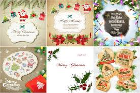 christmas frame vector graphics art free download design ai