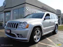 2008 srt8 jeep specs 2008 bright silver metallic jeep grand srt8 4x4 3342245
