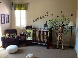 jungle nursery room ideas u2013 affordable ambience decor