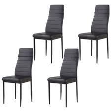 Modern Leather Dining Room Chairs Modern Dining Chairs Ebay