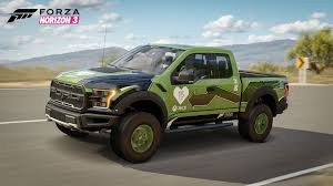 truck ford raptor forza motorsport xbox 15th anniversary celebration