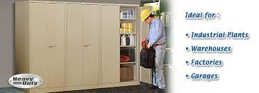 heavy duty steel storage cabinets 36 wide heavy duty storage cabinets lockers com