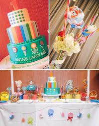Birthday Candy Buffet Ideas kara u0027s party ideas dylan u0027s candy bar 1st birthday party ideas