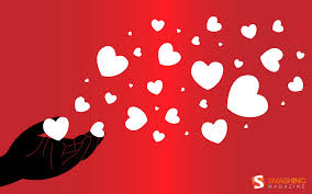valentines day wallpapers love and hearts smashing magazine
