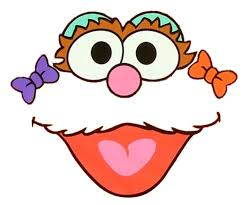 sesame street clipart zoey pencil color sesame street