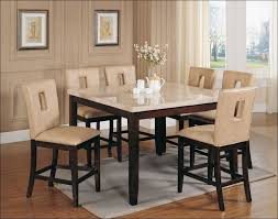 Square Kitchen Table With Bench Bar Height Kitchen Table And Chairs Kitchen Design And Decoration