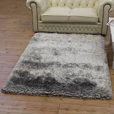 Ultra Modern Rugs Stylish Area Rugs Extraordinary Grey Plush Rug For Inside Soft
