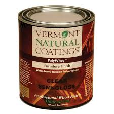 vermont natural coatings poly whey furniture finish clear satin