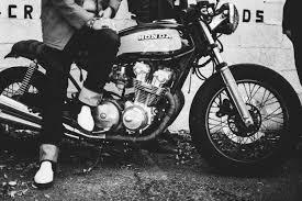 black honda bike black white honda motor bike free stock photo negativespace