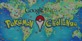 Gppgle Maps Google Maps Is Taken Over By Pokémon In April Fools U0027 Prank Huffpost