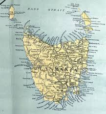 Tasmania Flag Tasmania Colony