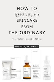 What Is Bha In Skin Care How To Mix The Ordinary Skincare Honesty For Your Skin