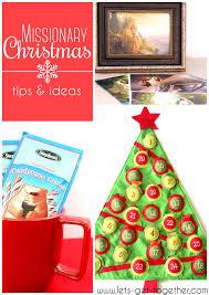 missionary christmas tips u0026 ideas