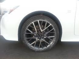 white lexus rc 350 awd rc350 f sports stock wheels clublexus lexus forum discussion