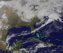 Satellite Map Usa New Weather Satellite Sends First Images Of Earth Nasa