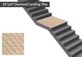 johnsonite rubber stair treads diamond surface