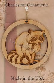 raccoon ornament raccoon ornaments raccoon gifts raccoon